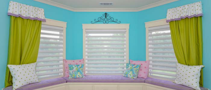 Drapery-Pirouette-Girls Room