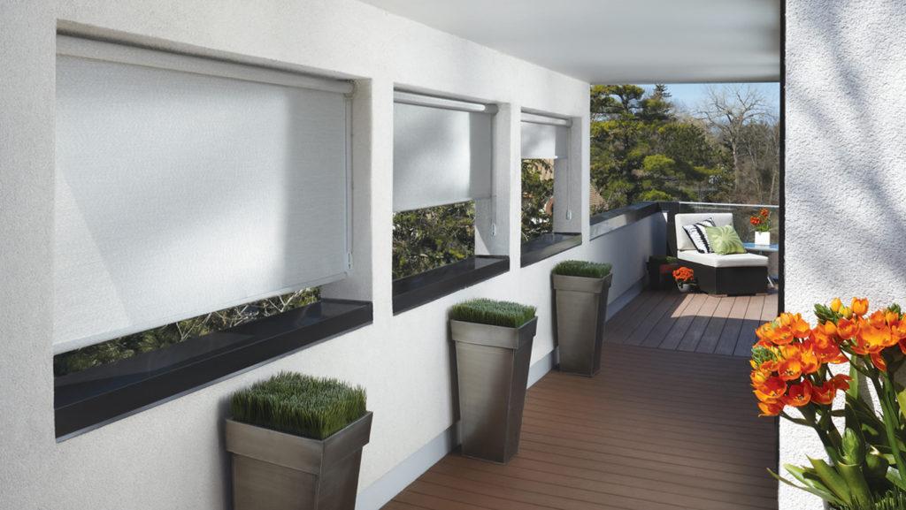 Solar Screen Shades At Hunter Douglas Atlanta And Buckhead Ga
